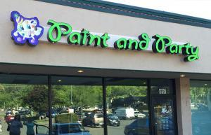 Renton Business Signs for Renton Children's Stores