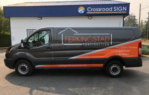 Factoria Business Signs for Factoria Vehicle Signage