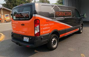 Seattle Business Signs for Seattle Truck and Van Signs